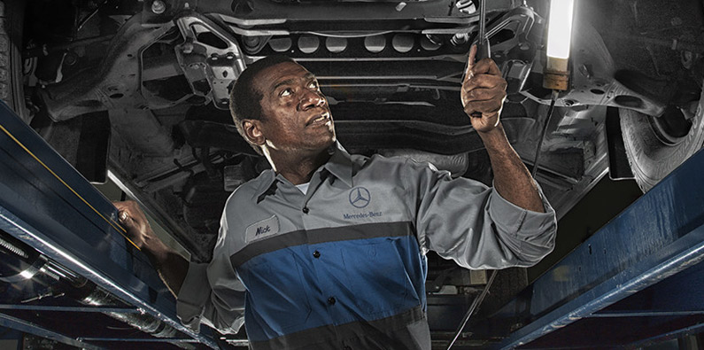 What's the Difference Between Mercedes-Benz Service A and B